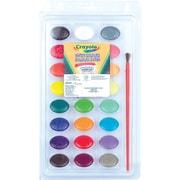 Crayola® Washable Watercolour Paint, 24 Colours