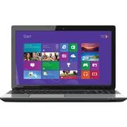 "Toshiba L55-A5284 15.6"" Notebook, LED-Backlit Display, Intel Core i5, 750GB Hard Drive, 8GB RAM, Windows 8, Gray"