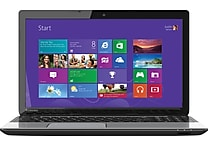 Toshiba L55-A5284 15.6' Notebook, LED-Backlit Display, Intel Core i5, 750GB Hard Drive, 8GB RAM, Windows 8, Gray