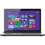 "Toshiba L75D-A7283 17.3"" Laptop, TruBrite TFT Display, AMD A4, 750GB HDD, 6GB RAM, Windows 8, Gray/Silver"
