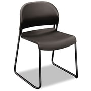 HON® GuestStacker® High-Density Stacking Chair, Lava, 4/Carton (HON4031LAT) NEXT2017