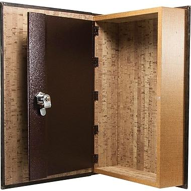 Barska Antique Book Safe with Key Lock