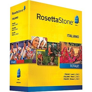 Rosetta Stone® Italian, Level 1-3