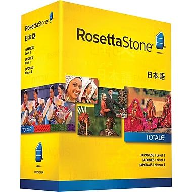 Rosetta Stone® Japanese - Level 1