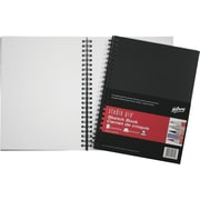 "Hilroy® Studio Pro® Sketch Book, 9"" X 12"", 75 Sheets"