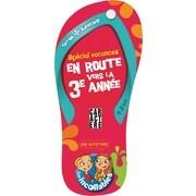 Cartes de préparation de troisième année pour les élèves francophones