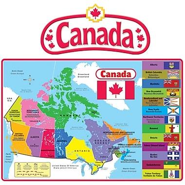 TREND – Ensemble de symboles canadiens (anglais/français) pour tableau d'affichage
