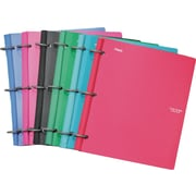"Five Star Flex Notebinder, 10-1/2"" x 11-1/2"", 80 Sheets"