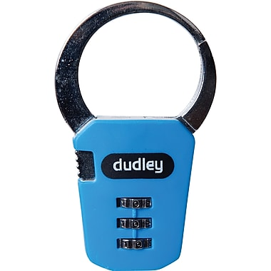 Dudley 3-Digit Set-your-own Combination Lock