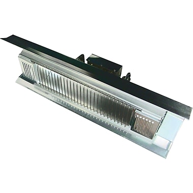 Paramount Commercial Wall Mount IR Heater In High Grade Stainless Steel