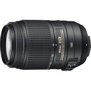Nikon® - Objectif AF-S DX NIKKOR 55-300 mm f/4,5 - 5,6G ED VR, noir