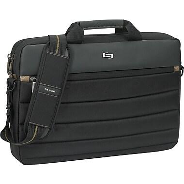Solo Pro Laptop Slim Brief, Black (PRO146-4)