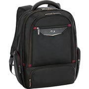 "Solo 17.3"" Laptop Backpack, Black, EXE700-4"