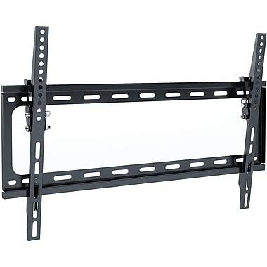 CorLivingMC – Support mural inclinable pour téléviseur à écran plat de 32 à 55 po, noir