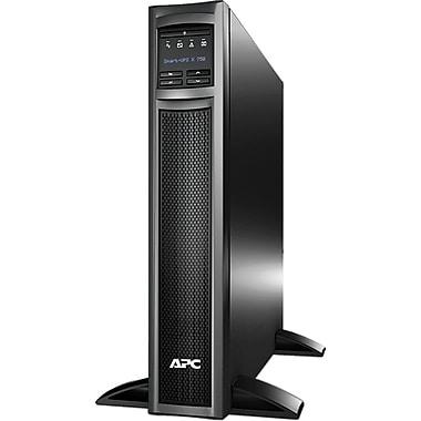 APC® Smart-UPS X 750VA Rack/Tower LCD, 120V