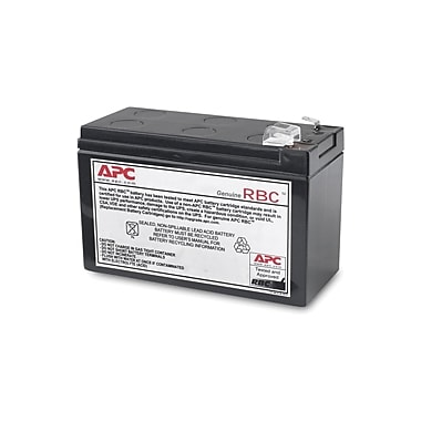 APC® Replacement Battery Cartridge, RBC114
