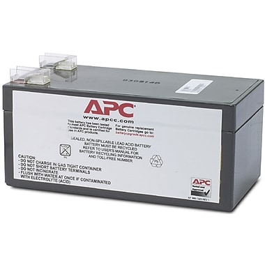 APC® Replacement Battery Cartridge, RBC47