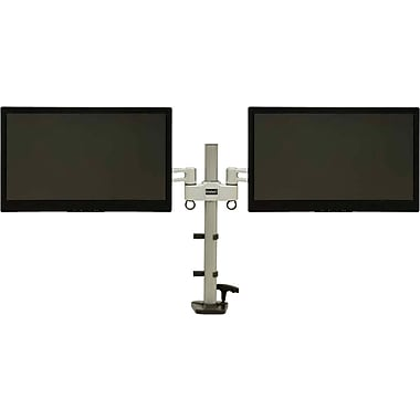 DAC Height-Adjustable Dual-Articulating Monitor Arm
