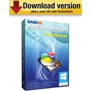 EaseUS Partition Master 10.0 Professional Edition pour Windows (1 utilisateur) [Téléchargement]