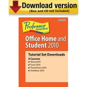 Individual Software Professor Teaches Office Home and Student 2010 Tutorial Set for Windows (1-User)  [Download]