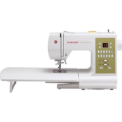 Singer® 7469Q Confidence Quilter Machine