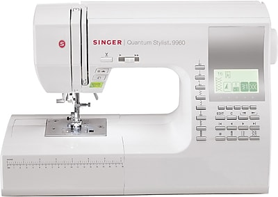 Singer® Quantum Stylist, Model 9960