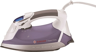 Singer® Expert Finish II Household Steam Iron