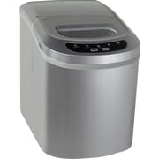 "Avanti® 10"" Countertop Ice Maker, Stainless Steel"