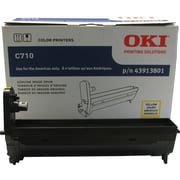 OKI 43913801 Yellow Drum Cartridge