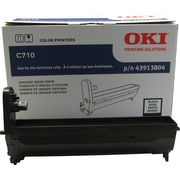 OKI 43913804 Black Drum Cartridge