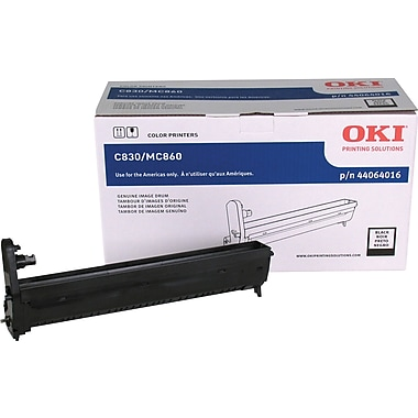 OKI 44064016 Black Drum Cartridge
