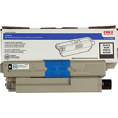 Xerox® – Cartouche de toner noir 44469802, haut rendement