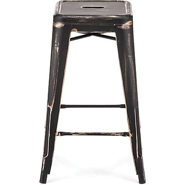 Zuo® Steel Marius Counter Stool