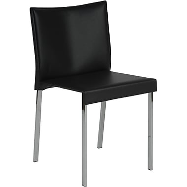 Euro Style™ Riley Leather Dining Side Chairs