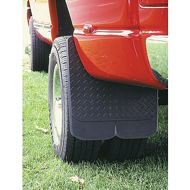 NuVue Great Big Mudder Splashguards, Rear Dual-Wheel, 2/Set