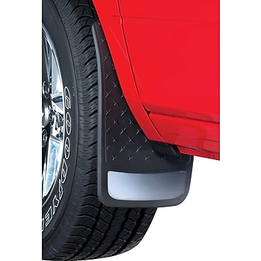 NuVue Big Mudder Extreme Splashguard, Thermoplast Rubber, 2/Set