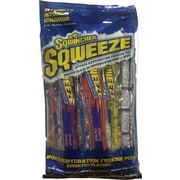 Sqwincher Sqweeze Freezer Pops, Assorted, 150/Case