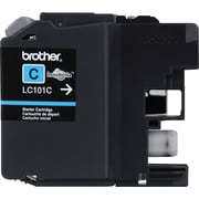 Brother LC101 Cyan Ink Cartridge (LC101C)