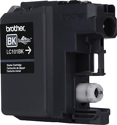 Brother Genuine LC101BK Black Original Ink Cartridge