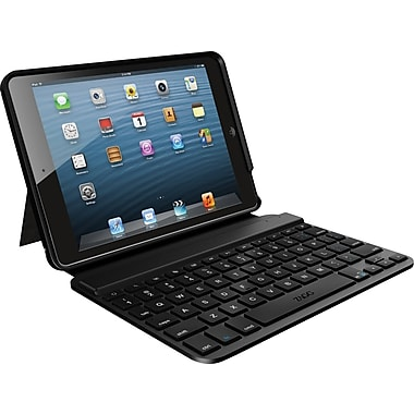ZAGGkeys Mini Leather Black Compact Keyboard 7