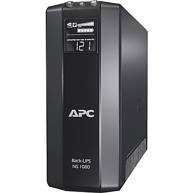APC Back-UPS® NS 1080VA 8-Outlet Power-Saving UPS
