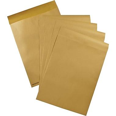 Staples® - Enveloppes Kraft pour catalogues, 14 po x 18 po, bte/25, gommées
