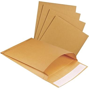 Staples® – Enveloppes expansibles en Kraft 10 x 13 x 2 (po), bte/25 - bande a