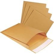 "Staples® Envelopes Kraft Expansion 10"" x 13"" x 2"", 25/Box - QuickStrip"