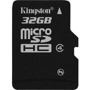 Kingston® 32GB MicroSDHC Card