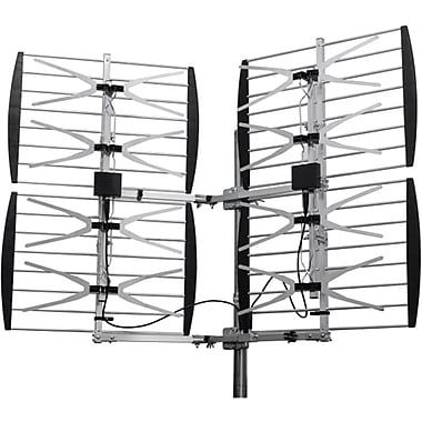 Digiwave 360 Degree-Adjustable Multidirectional Super 8 Bay HDTV Antenna (ANT7288)