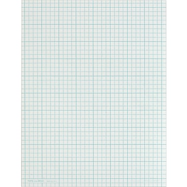 TOPS® Cross Section Notepad, 8.5