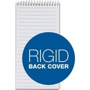 """TOPS® Reporter's Wirebound Notebook, 4"""" x 8"""", Gregg Ruling, 70 sheets, 12/Pack"""