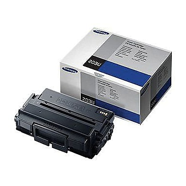 Samsung 203U Black Toner Cartridge (MLT-D203U), Ultra High Yield