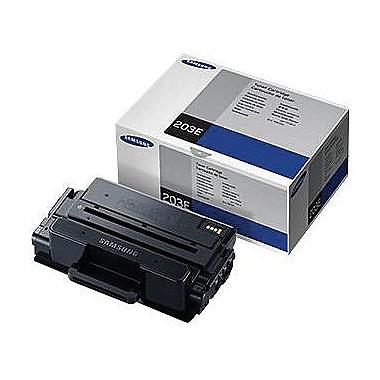 Samsung 203E Black Toner Cartridge (MLT-D203E), Extra High Yield